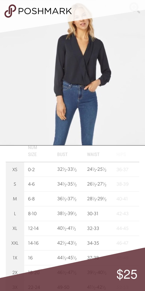 Plus Size Bodysuit Bodysuit In Xxl From Just Fab See Size Chart For