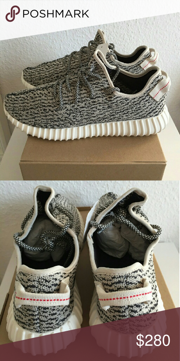 022fe460939e0 Yeezy boost 350 turtle dove grey brand new in box with receipt . Few pair  in stock. Ask for more pics. Shipping by uSPS Adidas Shoes Athletic Shoes