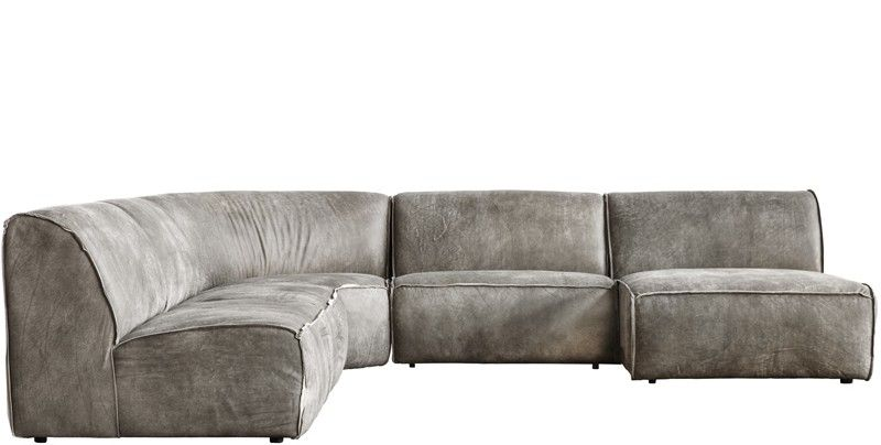 This Modular Sofa Can Be Made Up Of As Many Or Few Pieces As Desired To Fit Into Your Space Perfectly Full Range Of Leat Sofa Design Couch Design Lounge Suites