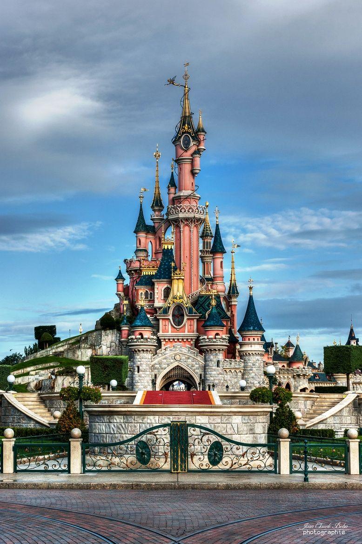 Disneyland - Anaheim, California, USA....   Someday ...