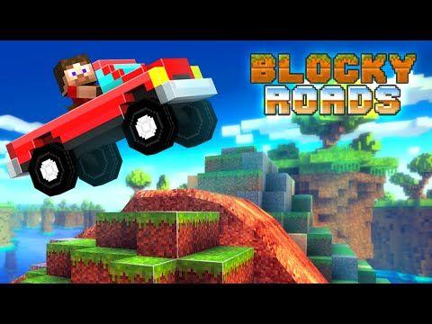 Blocky Roads V1 3 1 Mod Apk Hack Descargar Juegos Para Android