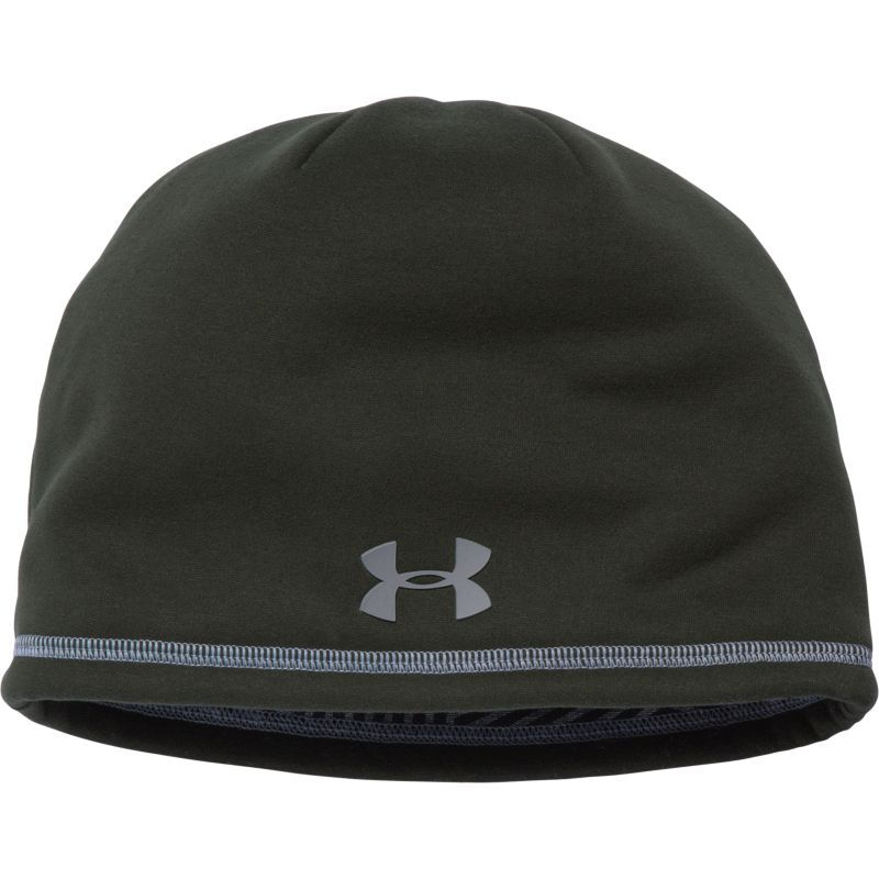Under Armour Men s ColdGear Infrared Elements Storm 2.0 Beanie ... afb32c0352