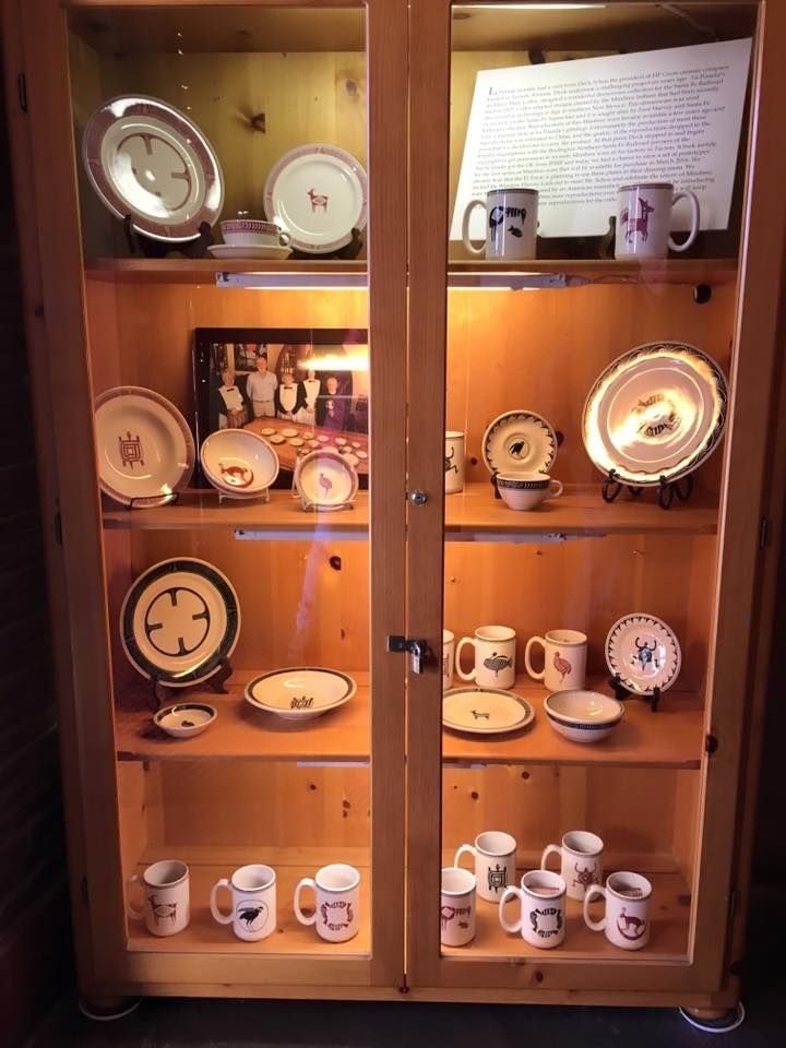 Mimbreno Hf Coors Dinnerware Bowls Plates More Old