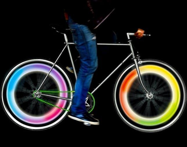 15 Bike Lights That Won T Look Lame On Your Frame Bike Wheel