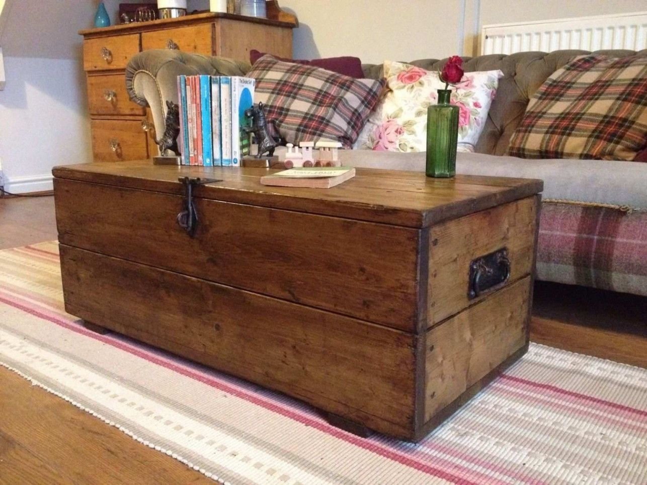 99 Luxury Rustic Chest Coffee Table 2017 Chest Coffee Table Wooden Trunk Coffee Table Wooden Chest [ 964 x 1286 Pixel ]