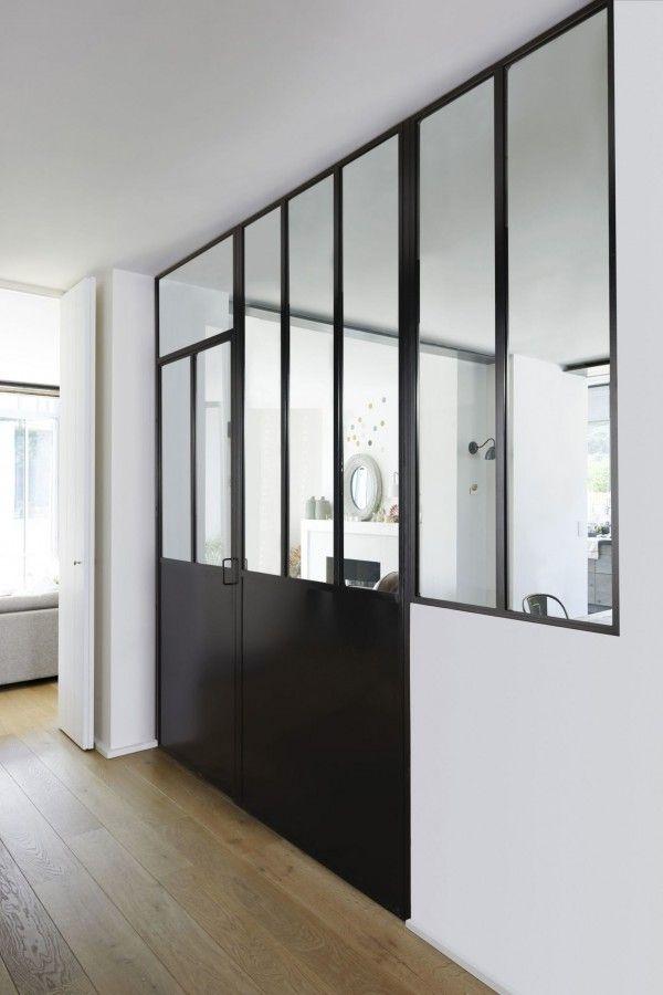 La Verrière Intérieure en 62 Idées pour Toute la Maison (PHOTOS - pose de porte interieur