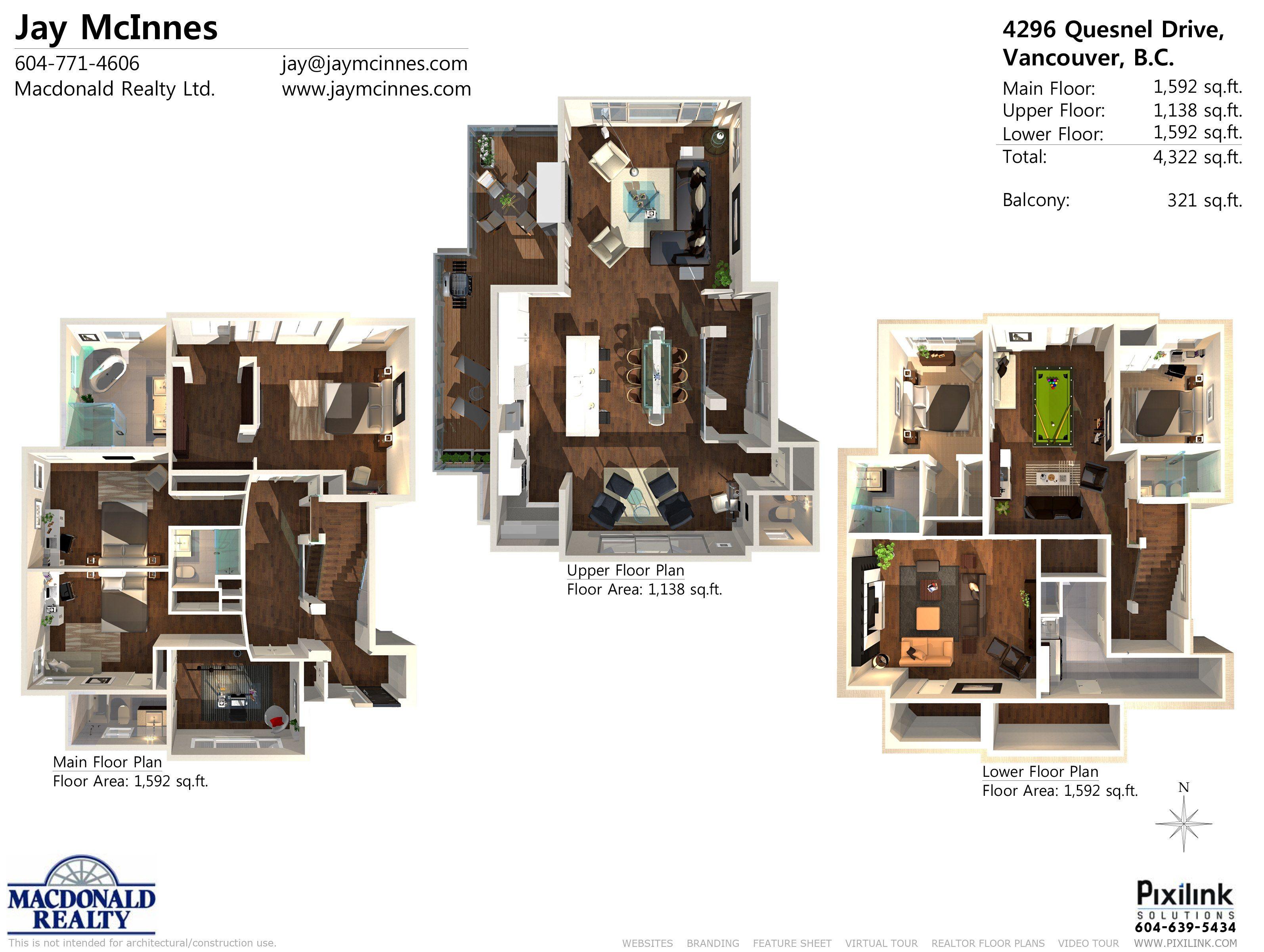 3d Colored Floor Plan Mansion Floor Plan Floor Plan Design Floor Plans