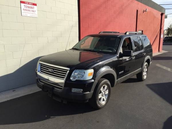 2006 Ford Explorer Excellent Car 144 Miles Van Nuys 3650 Used