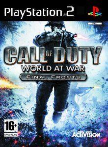 Call Of Duty World At War Ps2 Amazon Co Uk Pc Video Games Jogos De Playstation Jogos Pc Jogos Ps2