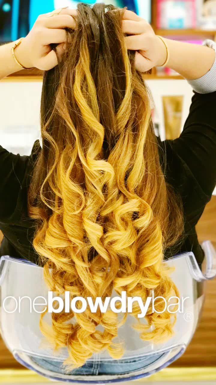 Blow Dry Bar And Blowout Hair Salon Nyc Midtown Manhattan Nyc At