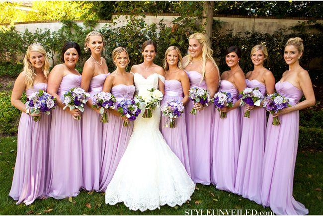 Beautiful Lilac Bridesmaid Dresses Cddress Bridesmaiddress Lilac Bridesmaid Dresses Lilac Bridesmaid Purple Wedding