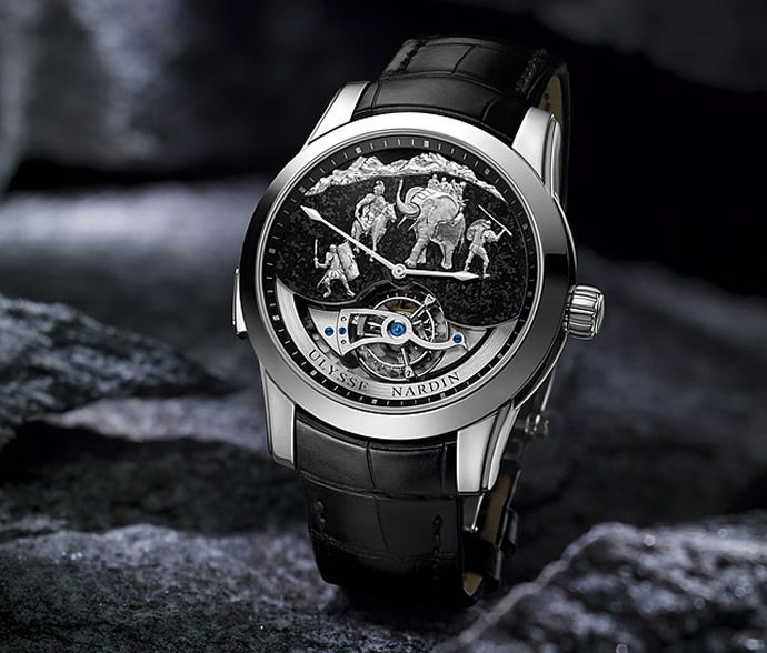The Stunning Hannibal Minute Repeater by Ullyse Nardin