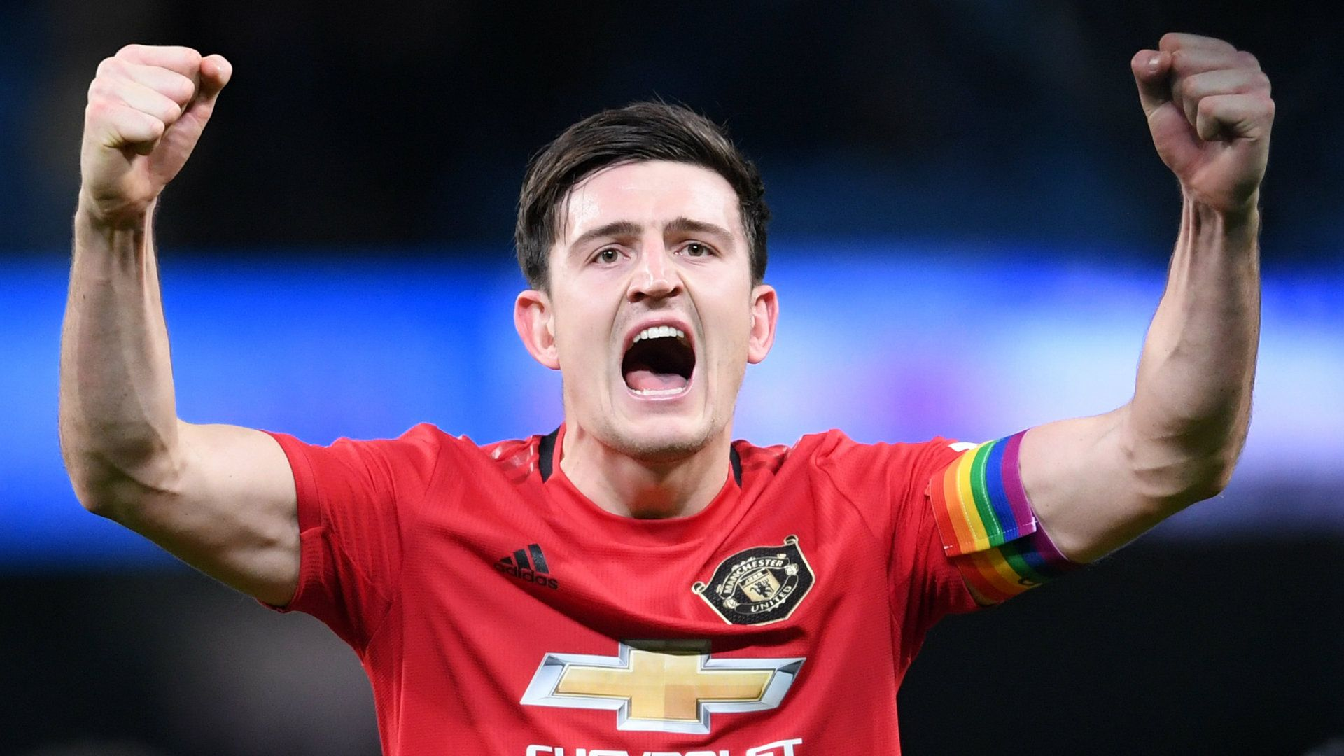 Maguire Intends To Be Successful Man Utd Skipper After Being Handed Massive Honour In 2020 Ashley Young Manchester United Manchester United Players