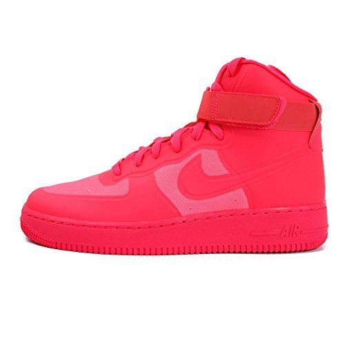 nike air force 1 hi hyperfuse premium solar red adidas