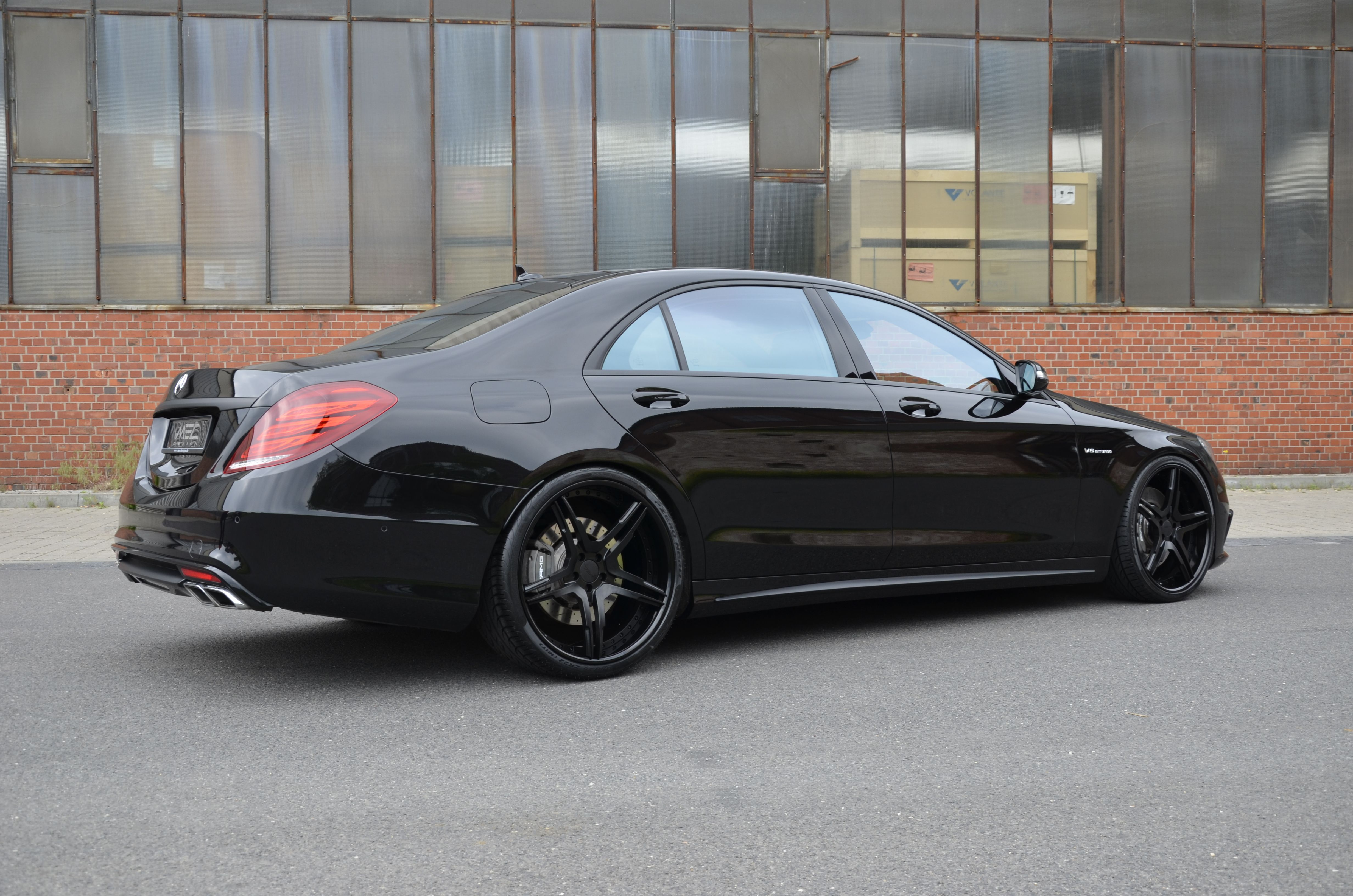 Mercedes Benz S 63 Amg W 222 Cly Yet Bad