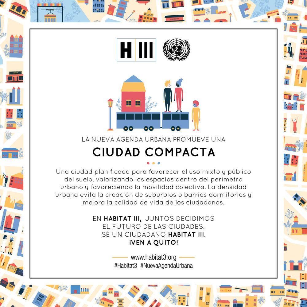 Galería de Esta es la Nueva Agenda Urbana promulgada en Habitat III - 7