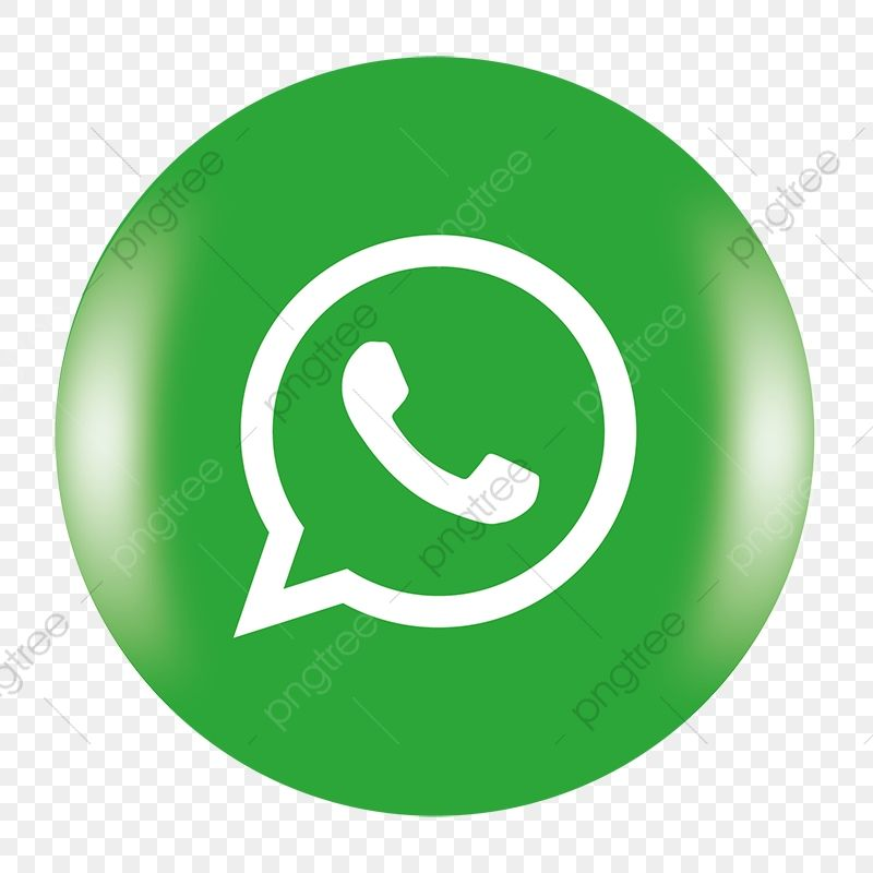 Whatsapp Icon Logo Whatsapp Logo Social Media Icon Set Network Png And Vector With Tra Instagram Logo Graphic Design Background Templates Social Media Icons