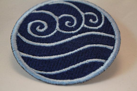 Avatar Water Symbol Avatar Symbols And Patches