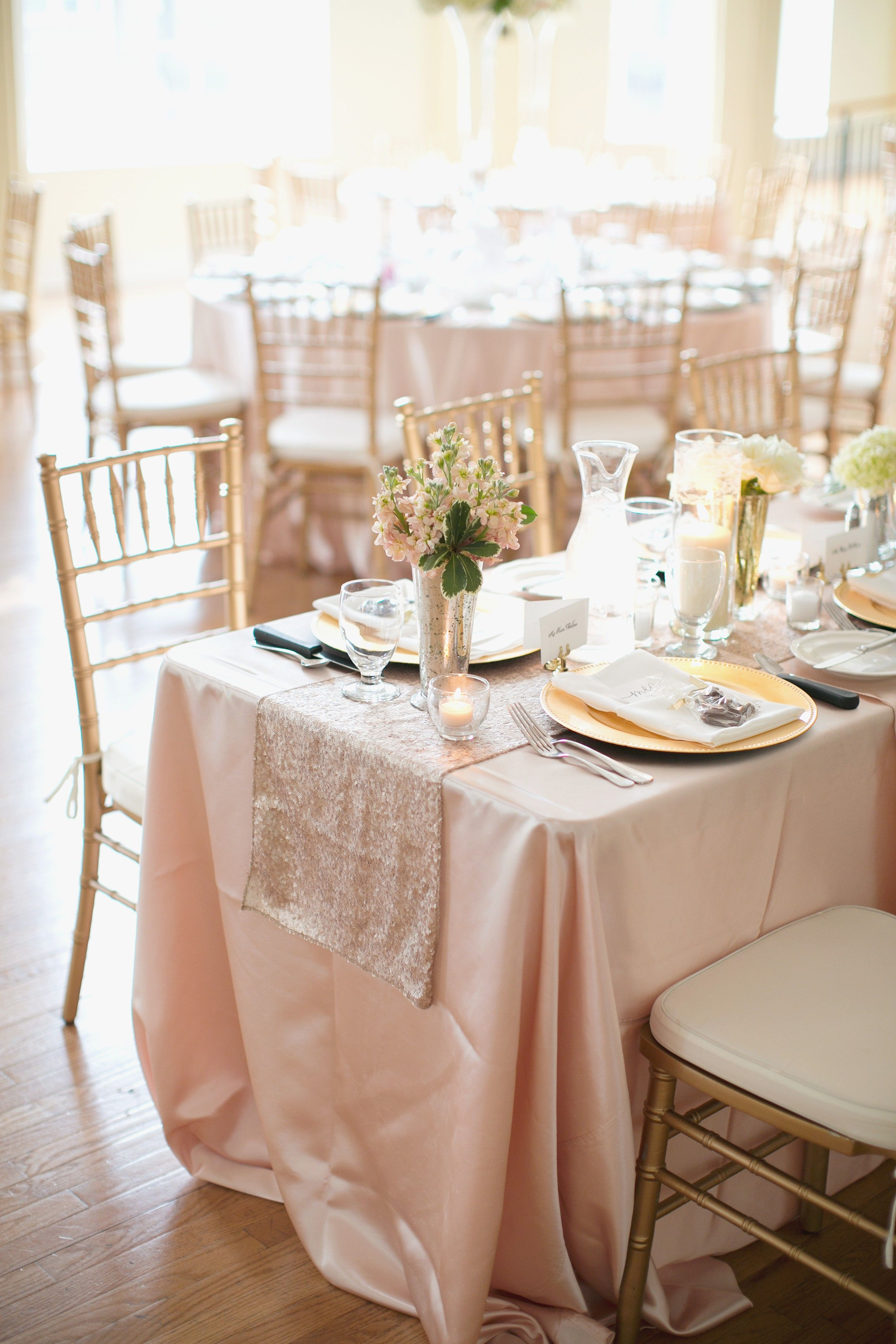 Wedding decorations gold and pink  Image result for blush and burgundy wedding decor  leah wedding