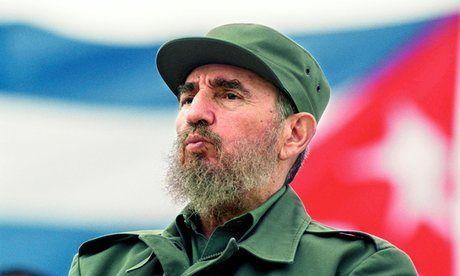 Fidel Castro death: Donald Trump hopes for a free Cuba – as it happened #cubanleader