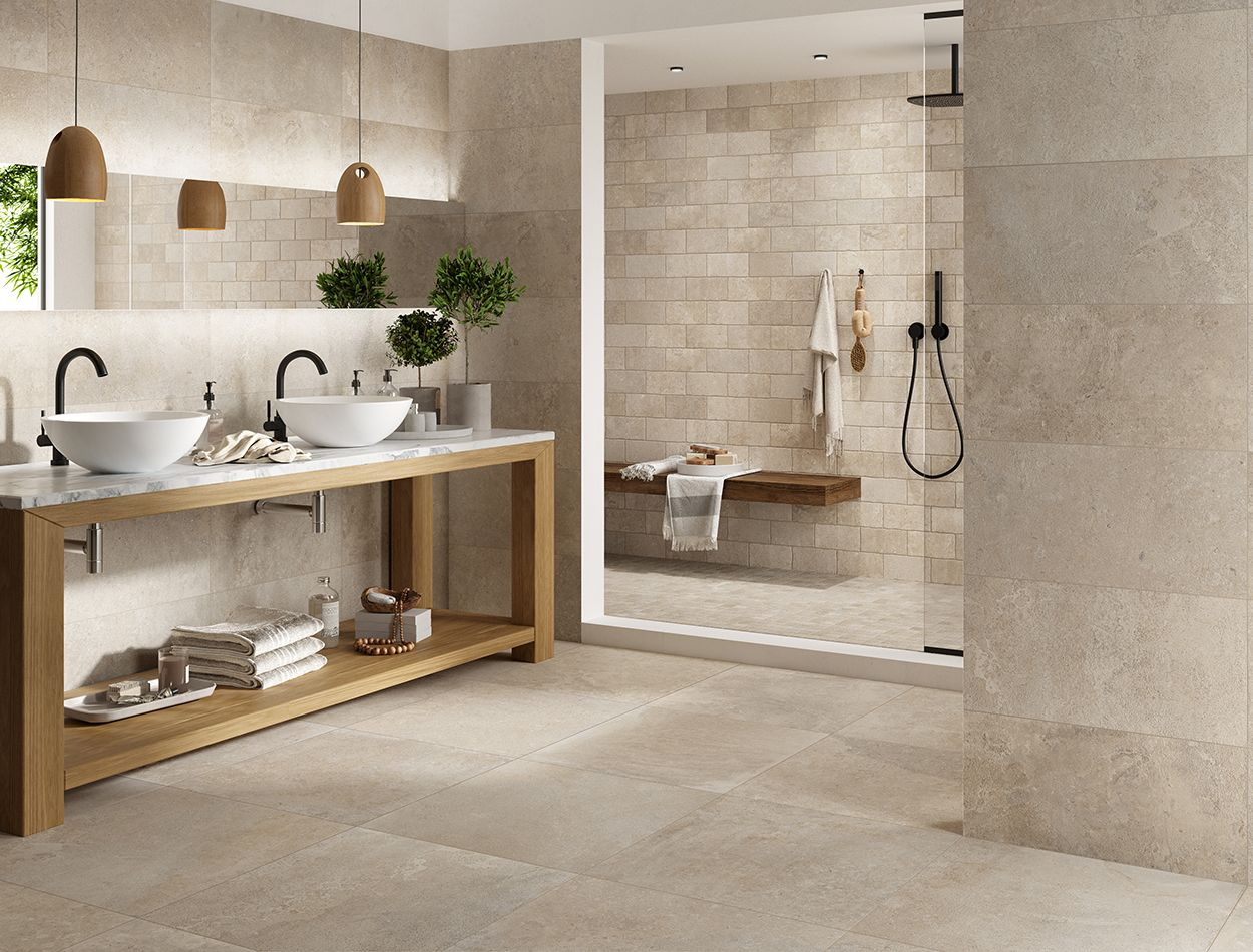 emc tiles stone tile bathroom