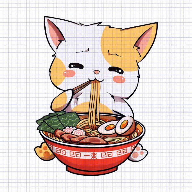 Kawaii Neko Ramen Cute Ramen Cat Japanese Noodle Funny Anime Png Kawaii Neko Ramen Cute Ramen Cat Japanese Noodle Funny Anime Vector Kawaii Neko Ramen Cute Rame Cute Cartoon Wallpapers Kawaii Anime Cute