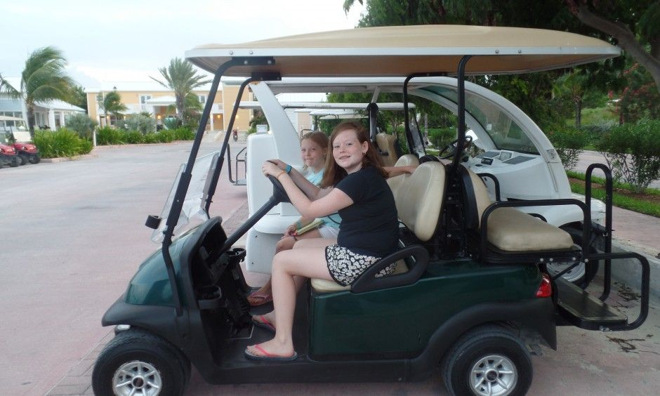 4 easy ways to get around bimini bahamas golf carts