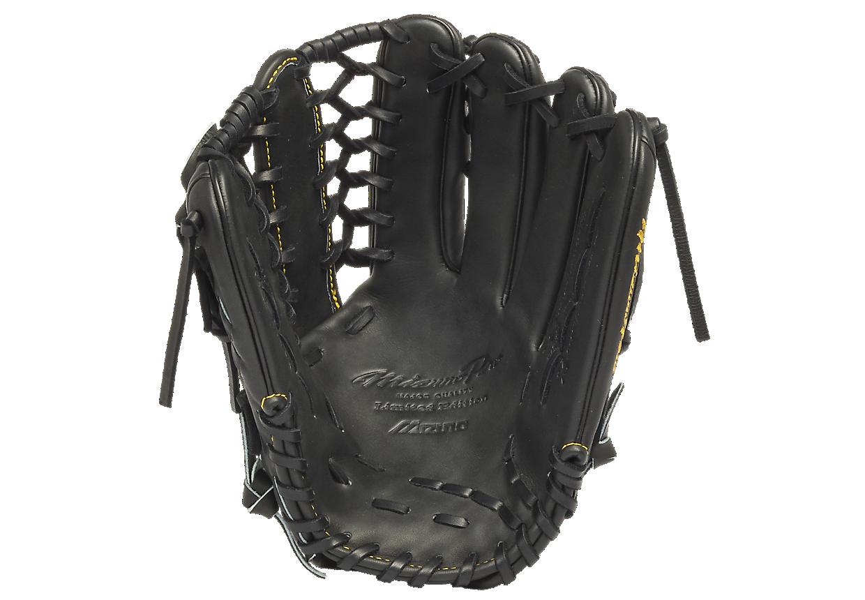 Mizuno Pro Limited Edition Gmp700bk Outfield Glove Mizuno Usa Mizuno Gloves Sports Equipment