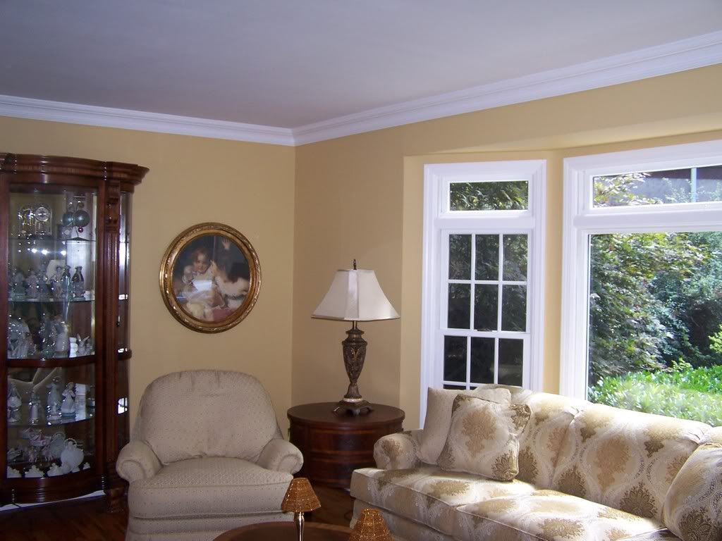 Benjamin Moore Chestertown Buff Paint Taupe Paint