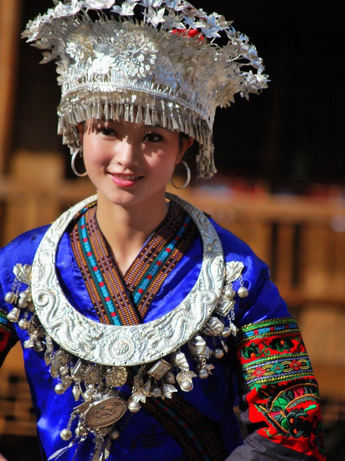 e234f6aea Miao Culture, Guilin, China China Travel, Asian Woman, Guilin, Chinese  Culture