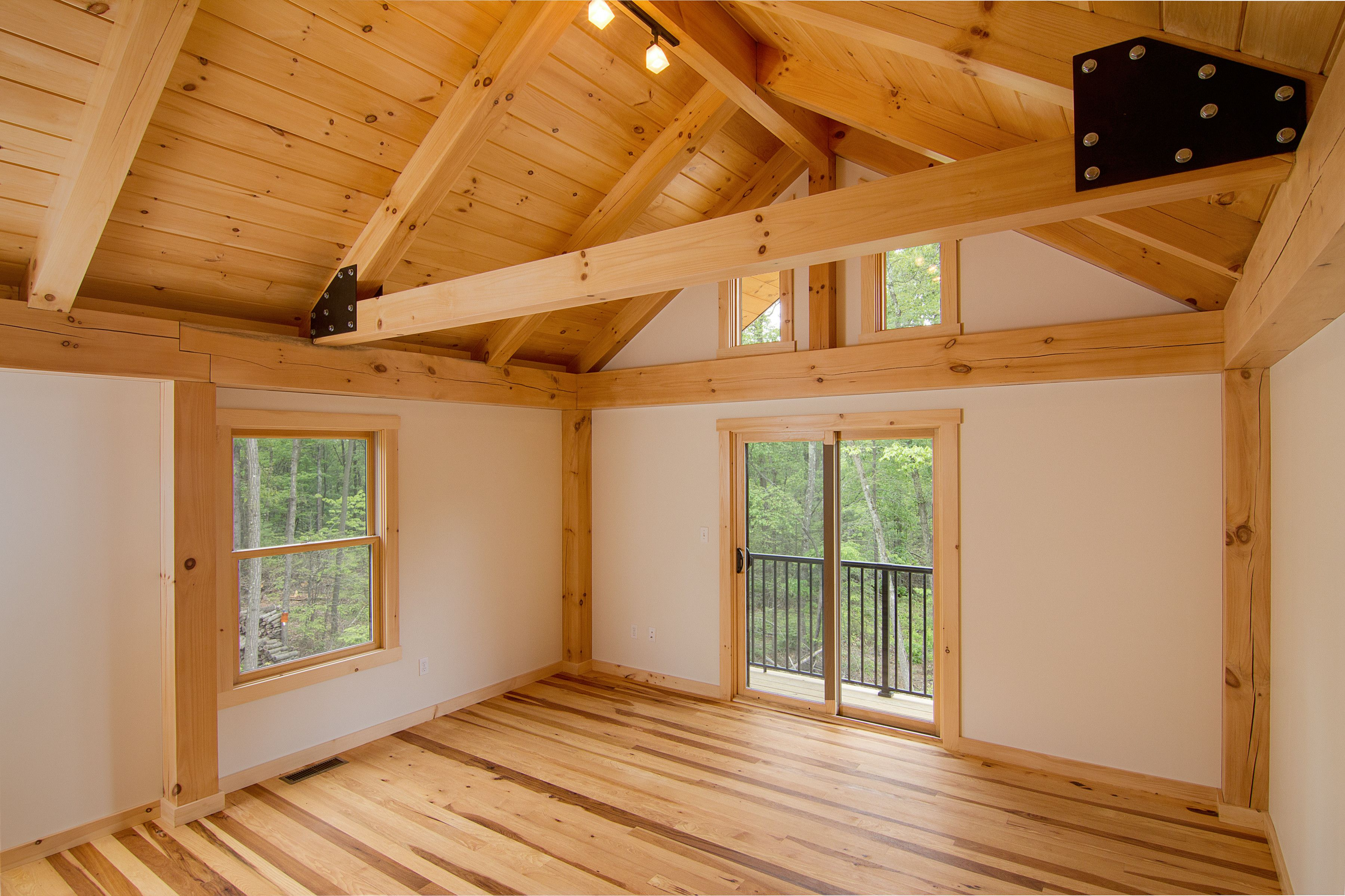 Introducing our NEW Custom Timber Frame Home Product Line ...