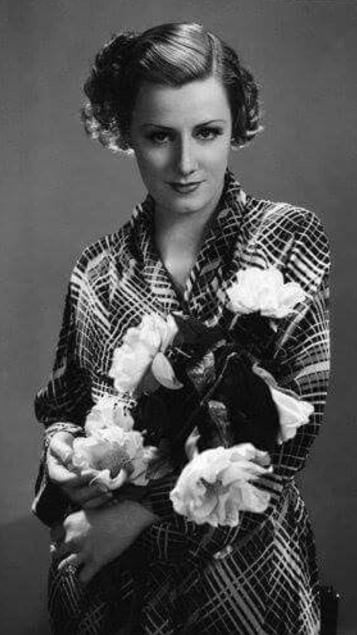 Pin on Irene Dunne Candid