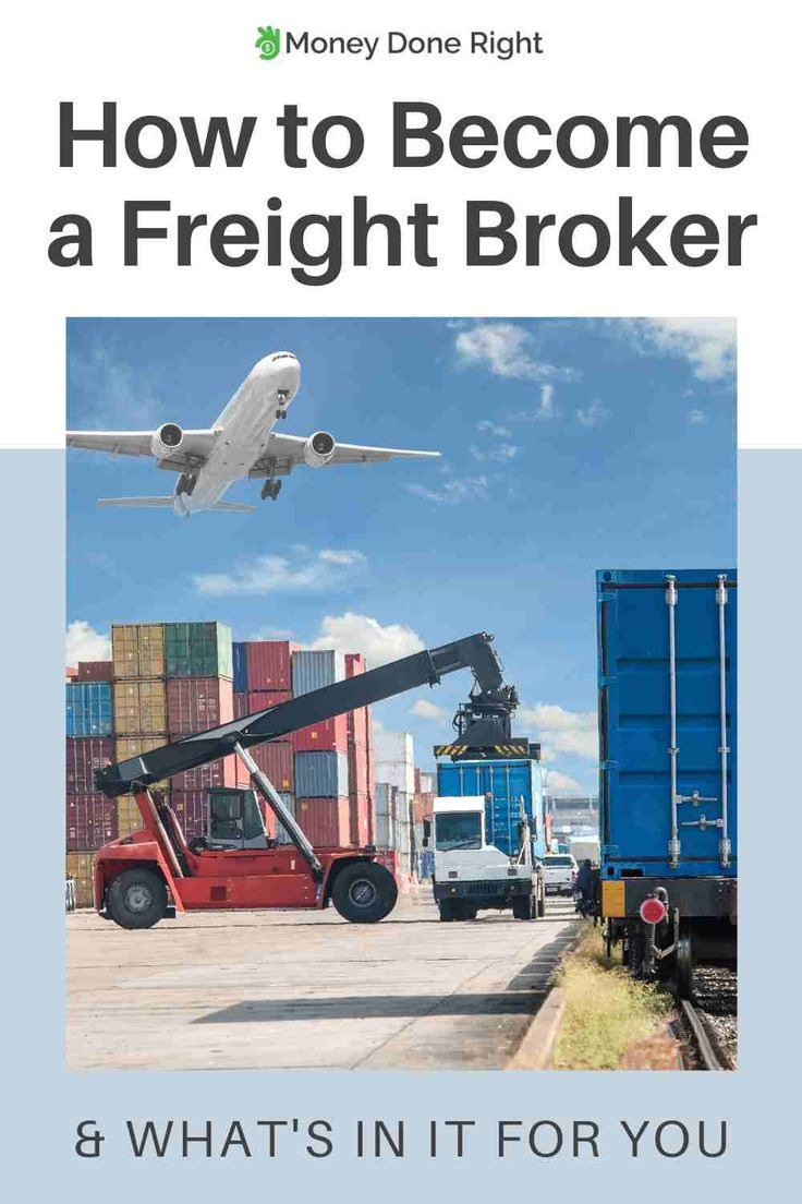 How to a Freight Broker With No Experience Work