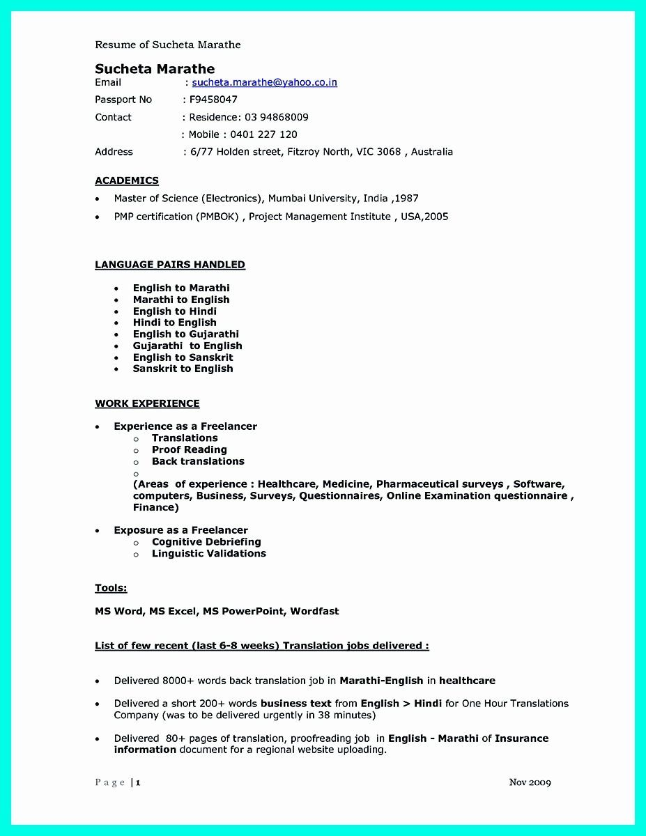 25 Best Computer Science Resume in 2020 Math problem