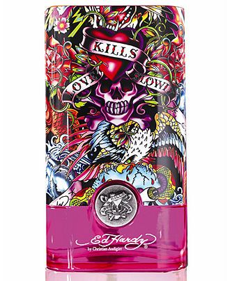 Ed Hardy Hearts and Daggers Perfume for Women Collection