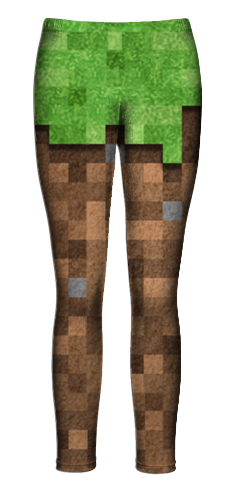 0f97a81ebe Dirt Leggings #teen #fashion #gym #workout #crossfit #clothes #yoga # leggings #minecraft