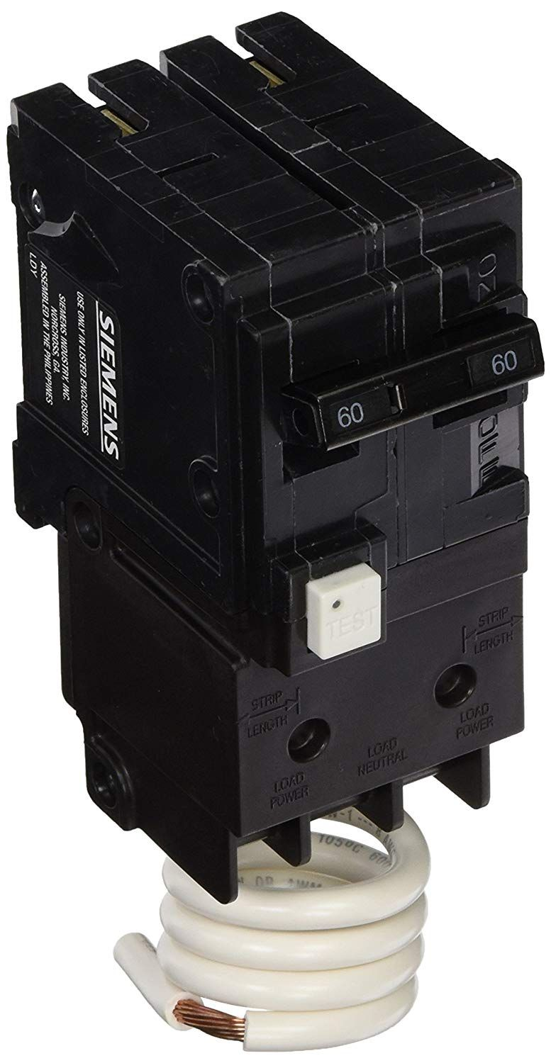 Eaton Type Ch 15amp Ground Fault Circuit Breaker