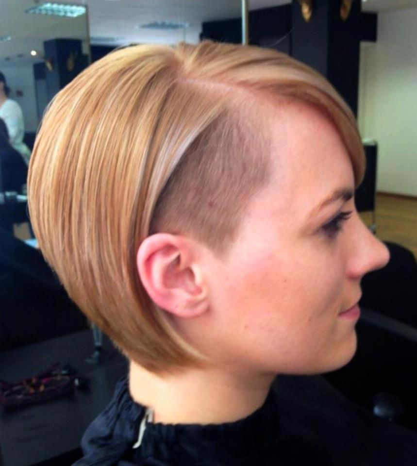 undercut bob | hair | pinterest | undercut bob, undercut and bobs