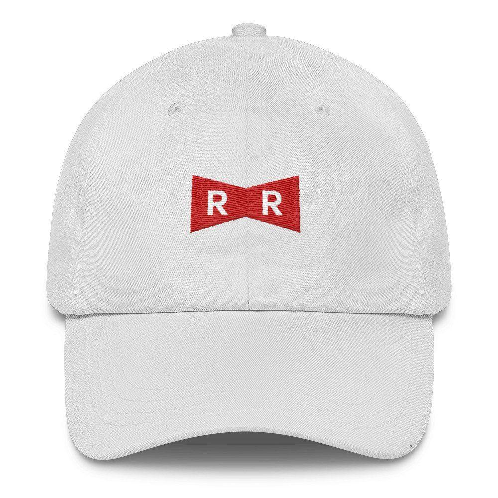 5204723bae248 Dragon Ball Z Red Ribbon Army Hat – Otakupicks