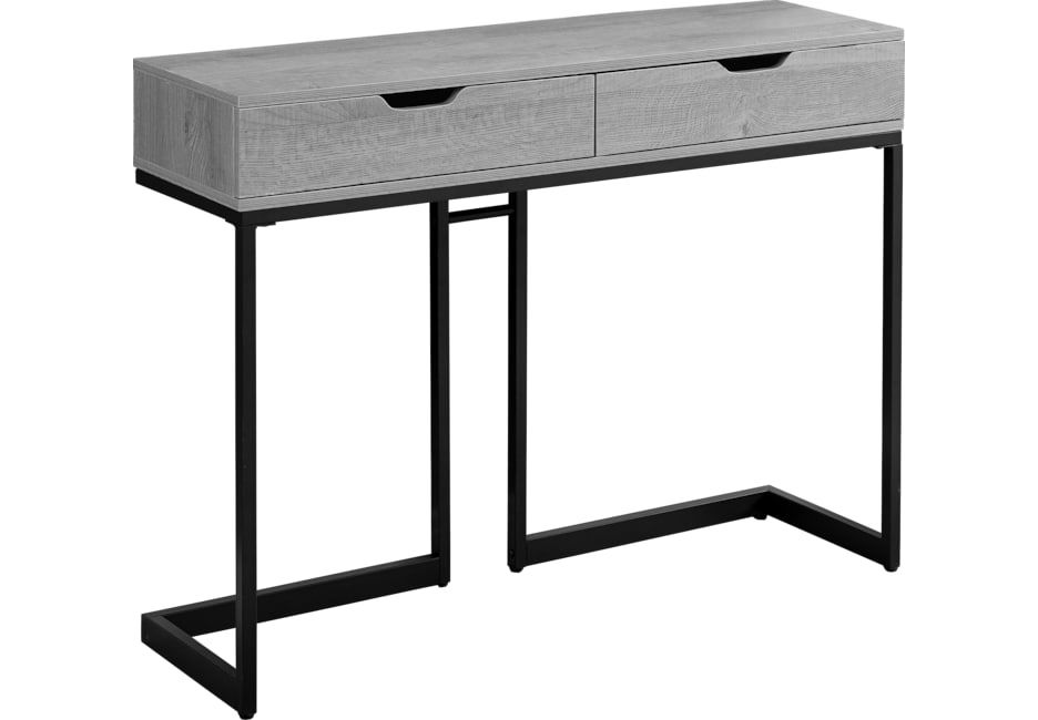 Hayling Gray Console Table