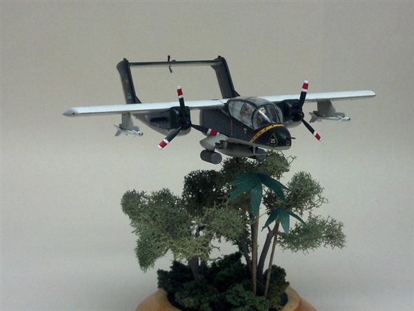 Academy 1/72 scale OV-10A Bronco - February 2013 - Online Reader Gallery - FineScale Modeler - Finescale Modeler Community