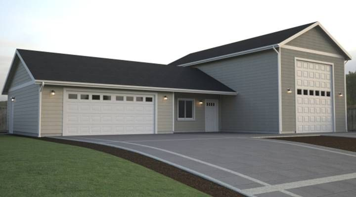 Specialty Garage True Built Home Shop Building Plans Building A Garage Garage Plans