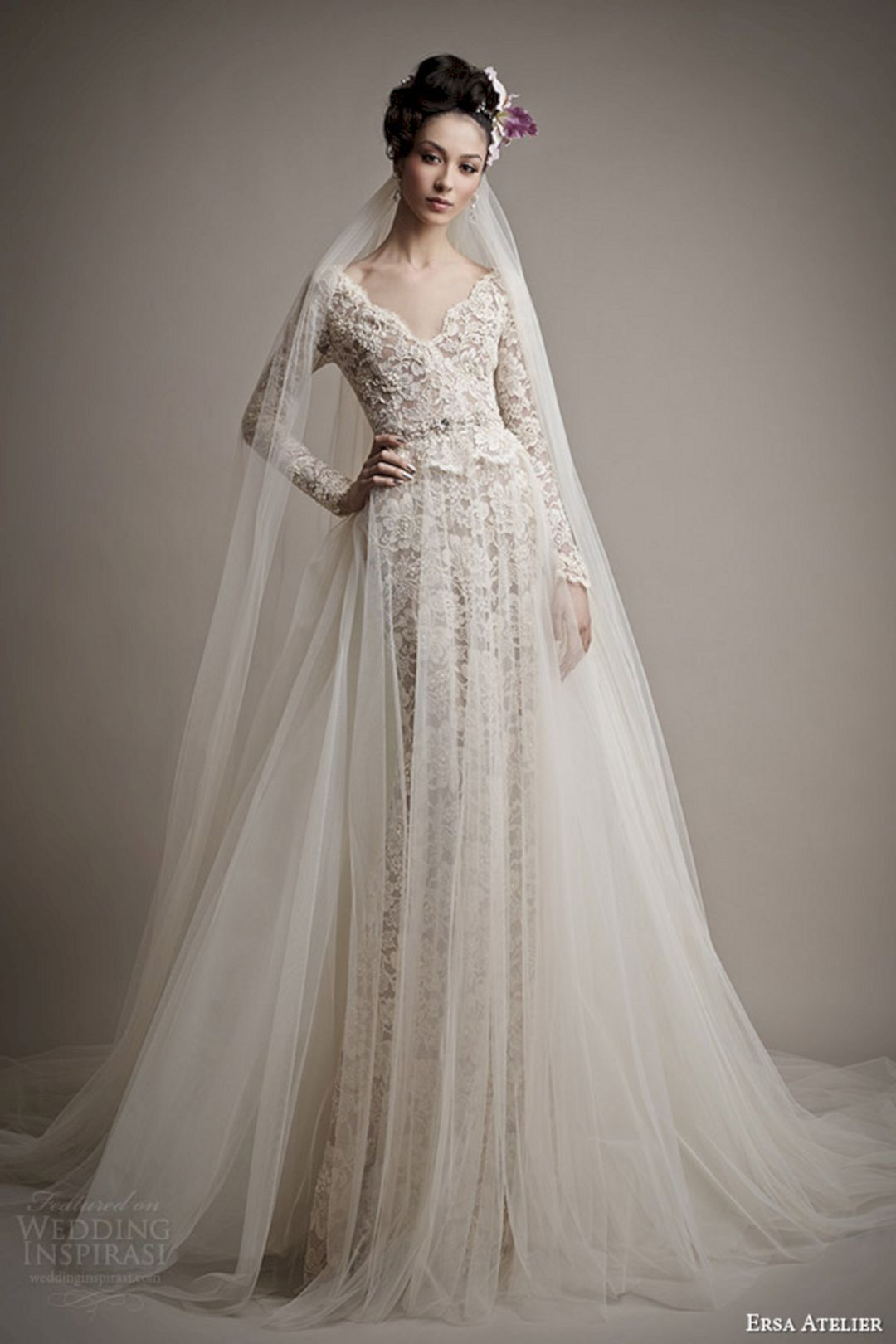 Best wedding dresses of 2018   Best Long Sleeves Wedding Dresses Ideas For Trend  You Need