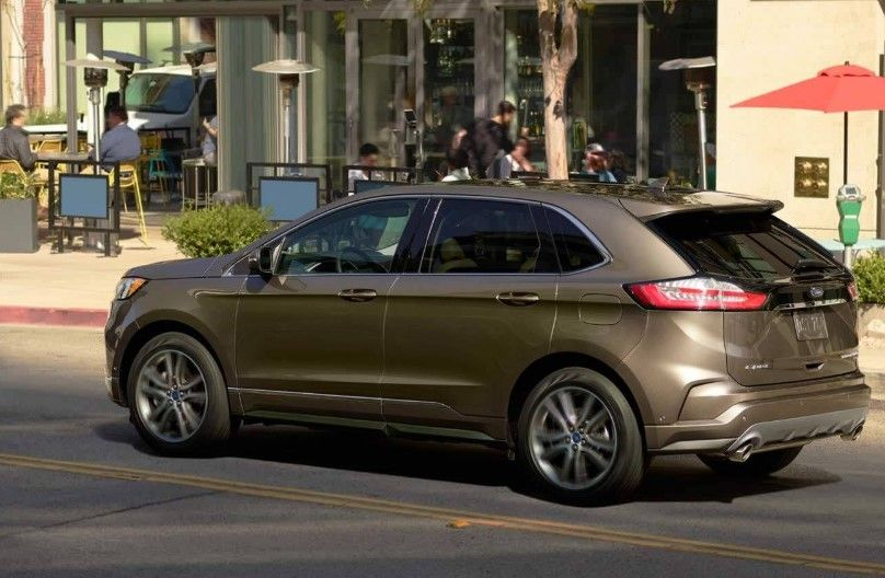 2020 Ford Edge St Specs Design Interior Engine With Images