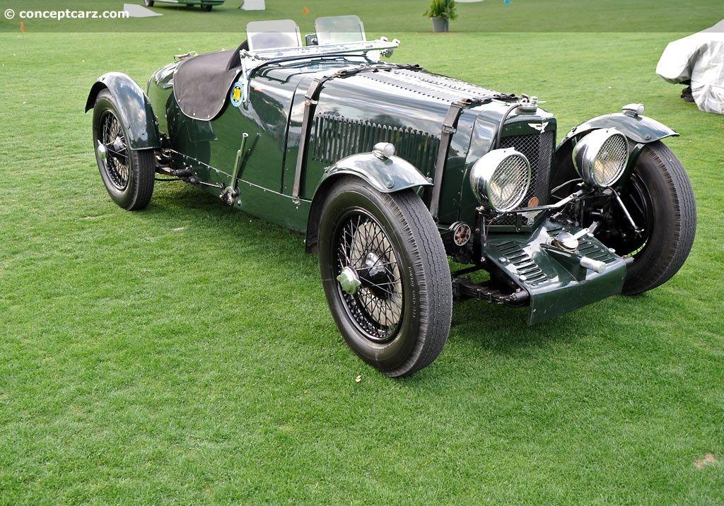 1935 Aston Martin Ulster Team Car Conceptcarz Com Aston Martin Classic Cars Aston Martin Cars
