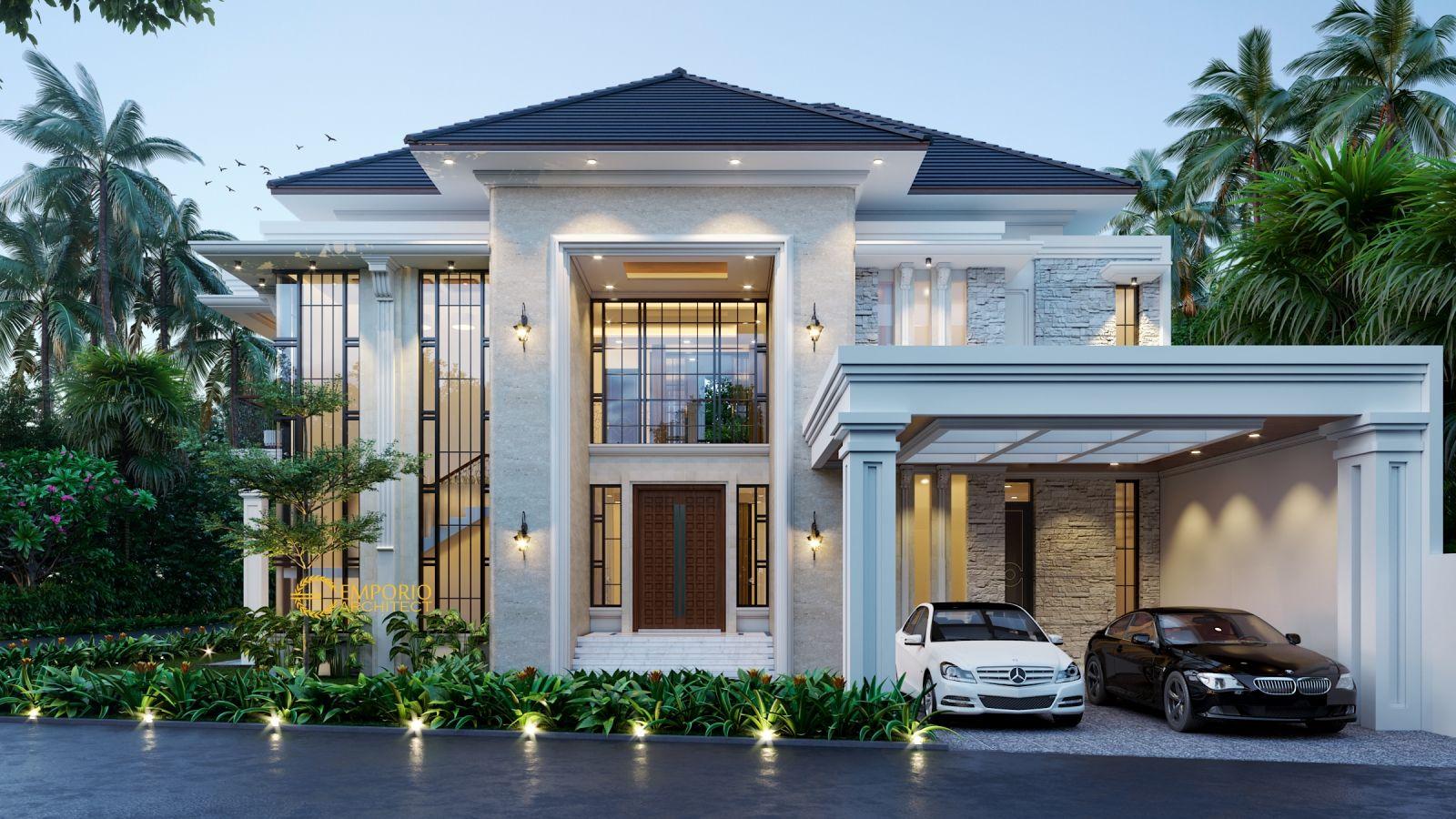 Jasa Arsitek Jakarta Desain Rumah Ibu Indah Jasa Arsitek Desain