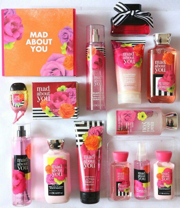 My Bath And Body Works Mad About You Wedding Hampers Bath And