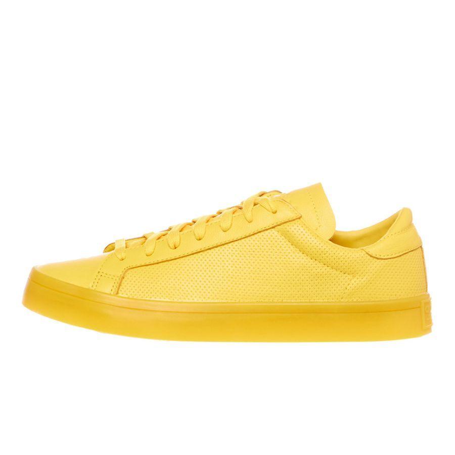 6 Monochromatic Adidas Court Vantage Adicolor Released Natural Health Remedies Sneaker Magazine Health Remedies