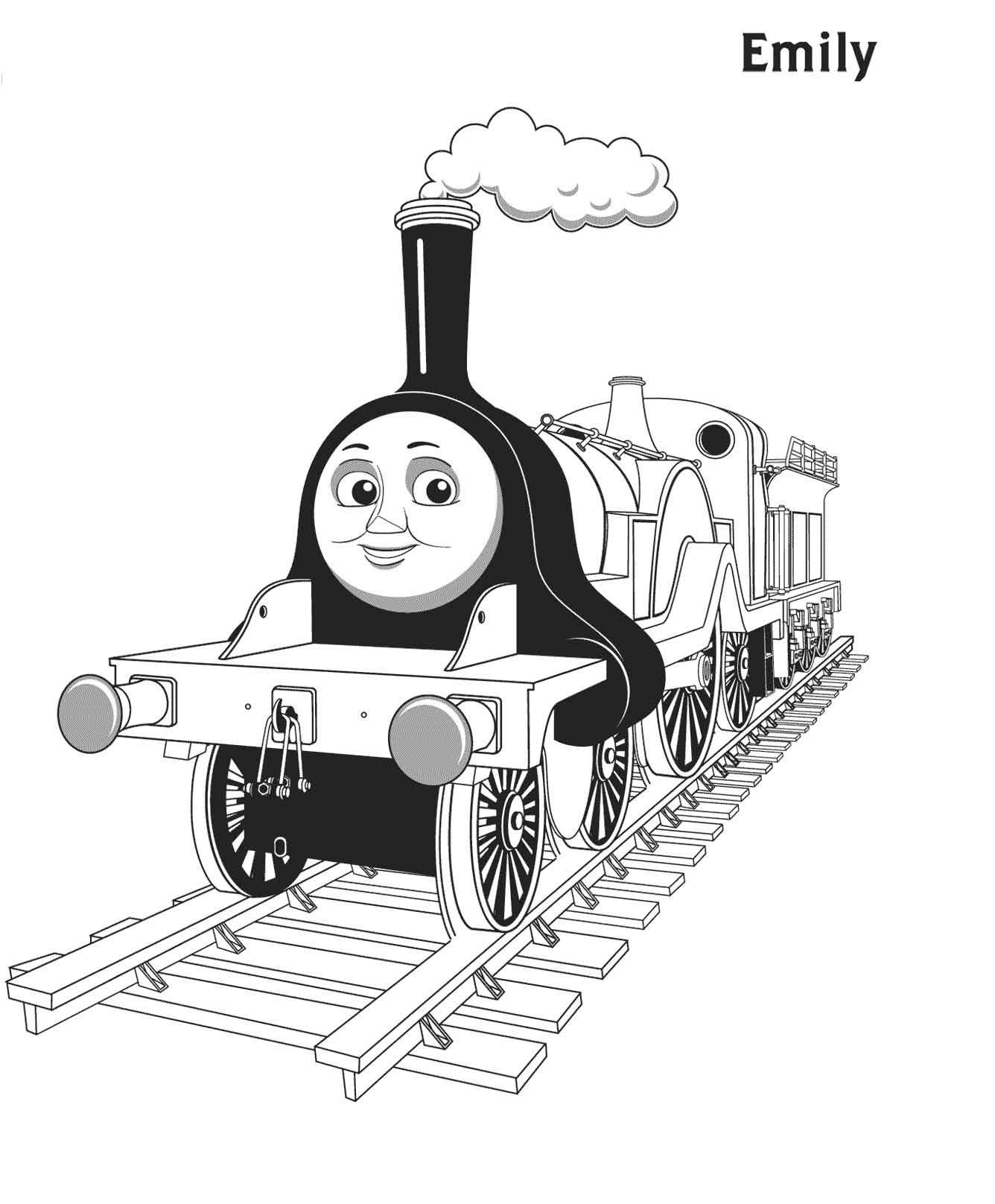 Thomas And Friends Coloring Pages Diesel 10 Pictures