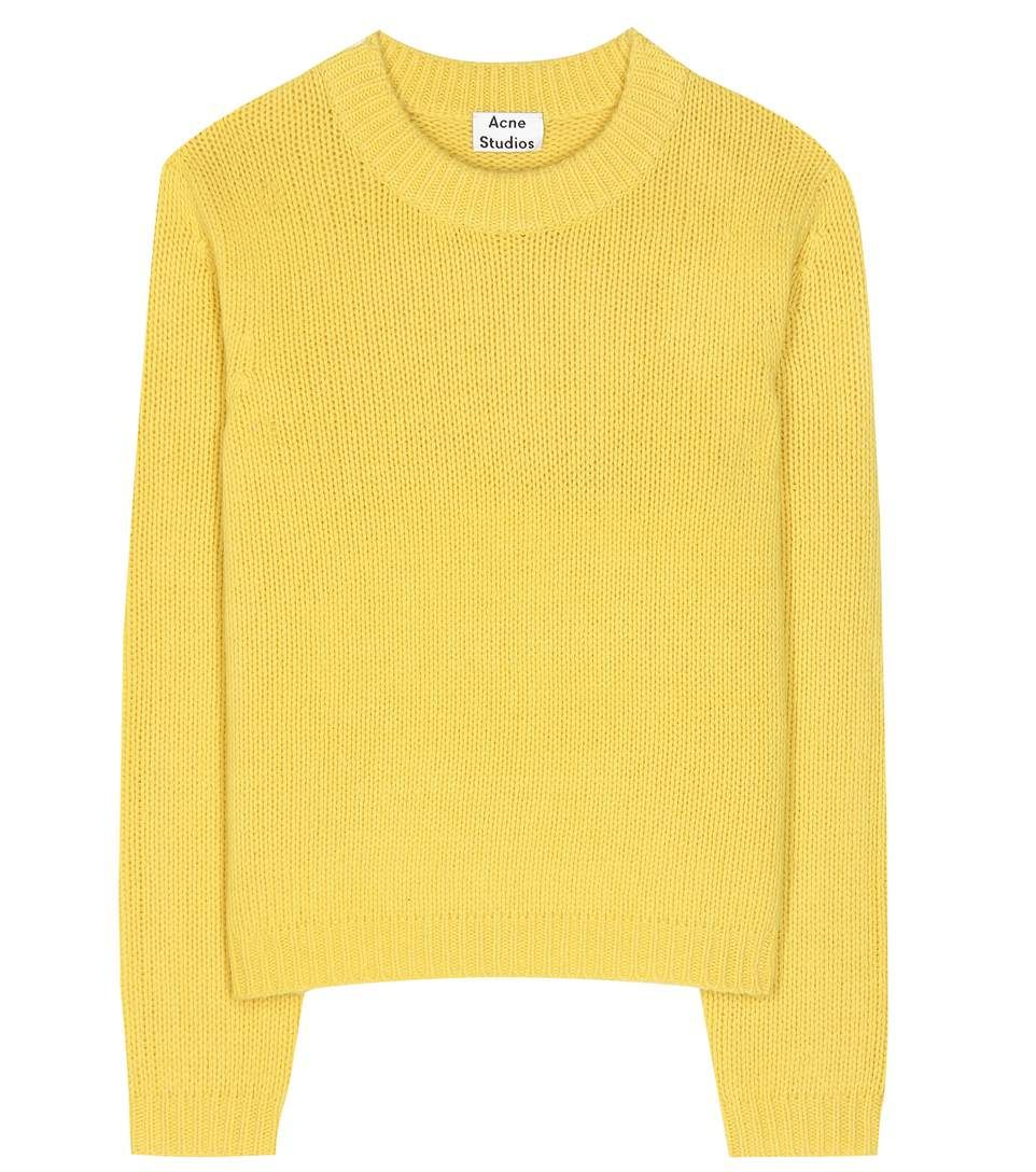 ACNE STUDIOS Saidy Wool Sweater. #acnestudios #cloth #sweater ...